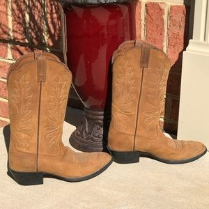 Price Slashed - Ariat Cowboy Boots